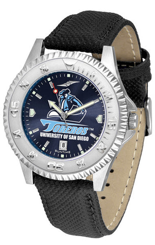 Mens San Diego Toreros - Competitor AnoChrome Watch