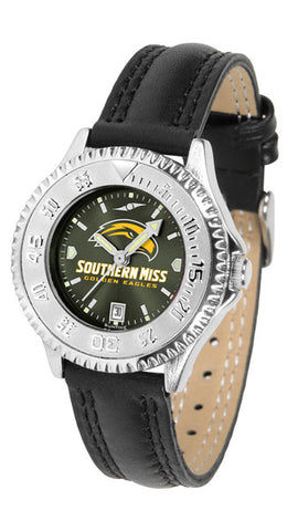Ladies Southern Mississippi Eagles - Competitor AnoChrome Watch