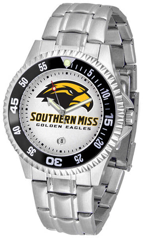 Mens Southern Mississippi Eagles - Competitor Steel Watch