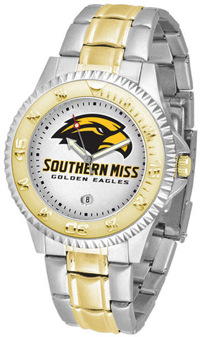 Mens Southern Mississippi Eagles - Competitor Two Tone Watch