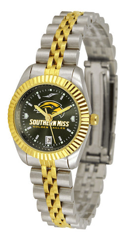 Ladies Southern Mississippi Eagles - Executive AnoChrome Watch