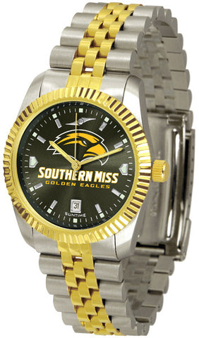 Mens Southern Mississippi Eagles - Executive AnoChrome Watch
