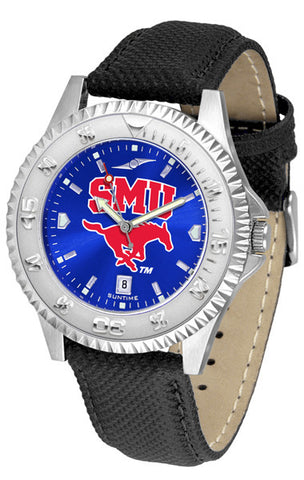 Mens Southern Methodist University Mustangs - Competitor AnoChrome Watch