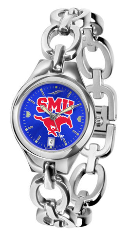 Southern Methodist University Mustangs - Eclipse AnoChrome Watch