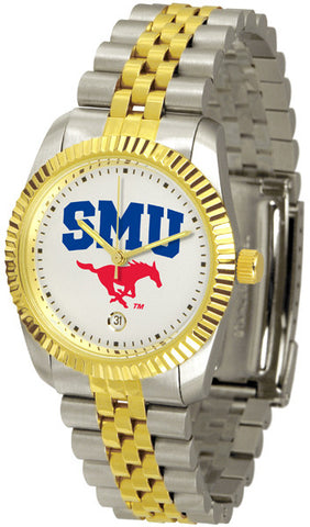 Mens Southern Methodist University Mustangs - Executive Watch