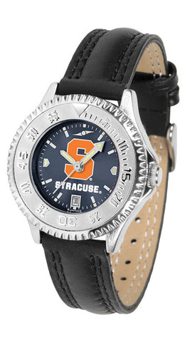 Ladies Syracuse Orange - Competitor AnoChrome Watch
