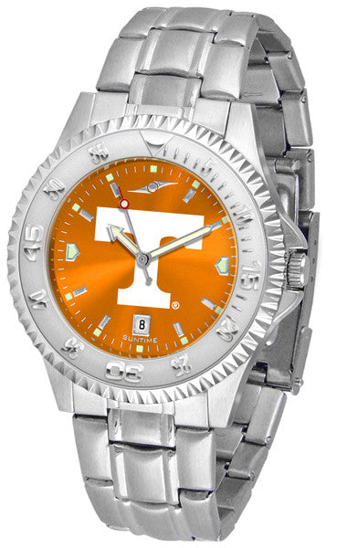 Tennessee Volunteers Men's Competitor Steel Watch With AnoChome Dial