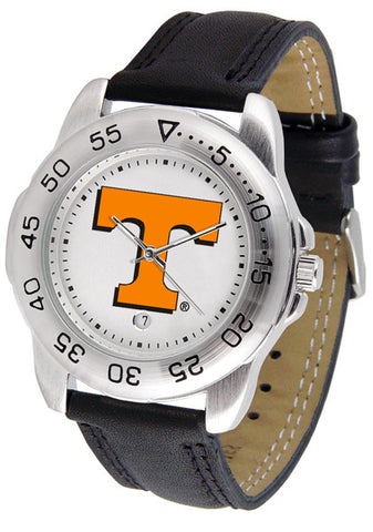 Tennessee Volunteers Men Sport Watch With Leather Band