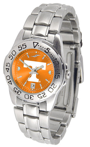 Tennessee Volunteers Ladies Sport Steel Watch With AnoChrome Dial