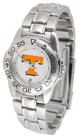 Tennessee Volunteers Ladies Sport Steel Watch