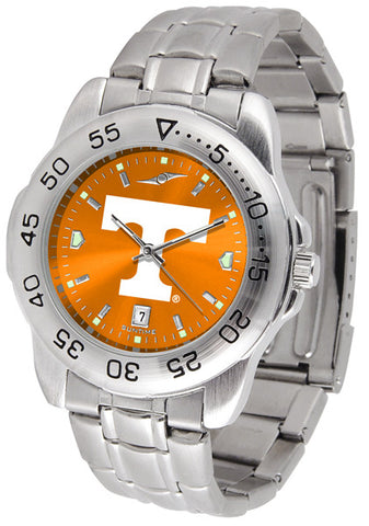 Tennessee Volunteers Men Sport Steel Watch With AnoChrome Dial