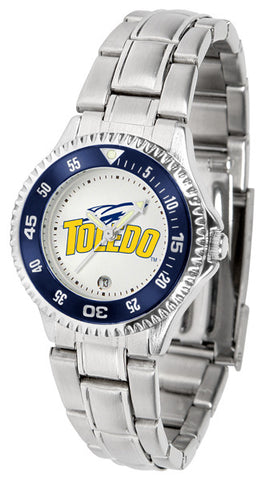 Ladies Toledo Rockets - Competitor Steel Watch