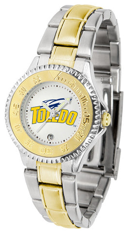 Ladies Toledo Rockets - Competitor Two Tone Watch