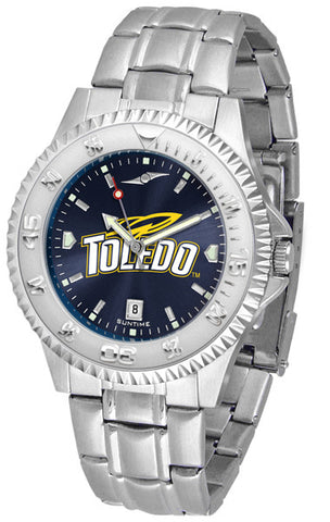 Mens Toledo Rockets - Competitor Steel AnoChrome Watch