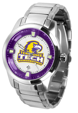Mens Tennessee Tech Eagles - Titan Steel Watch