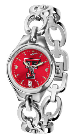 Texas Tech Red Raiders Ladies Eclipse Watch With AnoChrome Dial