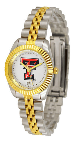 Texas Tech Red Raiders Ladies Executive Watch