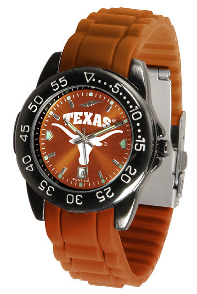 Texas Longhorns Fantom Sport AC Watch With Color Band