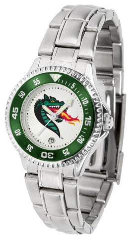 Alabama - UAB Blazers Competitor Steel Ladies Watch