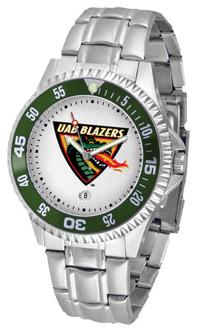 Alabama - UAB Blazers Competitor Steel Men's Watch