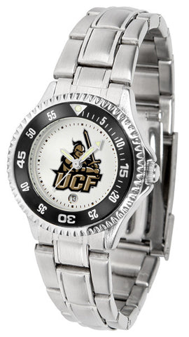 Central Florida Knights Competitor Steel Ladies Watch