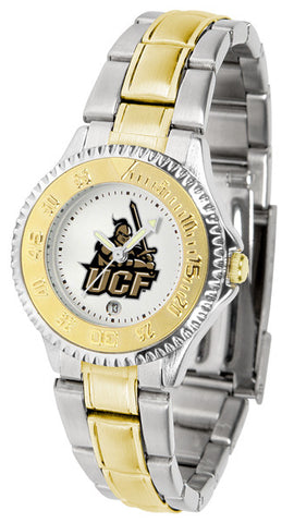 Central Florida Knights Ladies Competitor Two-Tone Watch