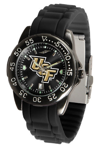 Central Florida Knights Fantom Sport AC Watch With Color Band