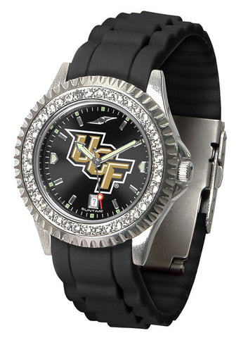 Central Florida Knights Sparkle Watch With Color Band