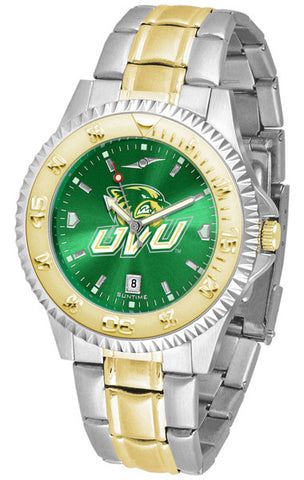 Mens Utah Valley Wolverines - Competitor Two Tone AnoChrome Watch