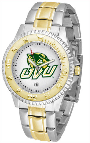 Mens Utah Valley Wolverines - Competitor Two Tone Watch