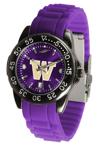 Mens Washington Huskies - FantomSport AC AnoChrome Watch