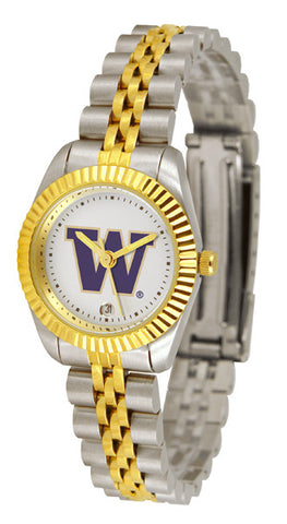 Ladies Washington Huskies - Executive Watch