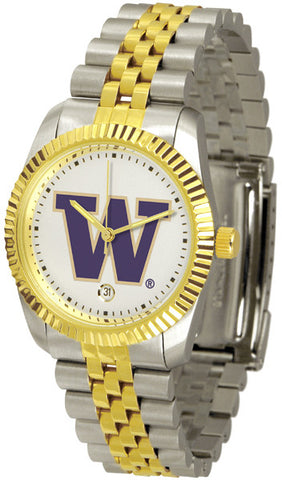 Mens Washington Huskies - Executive Watch