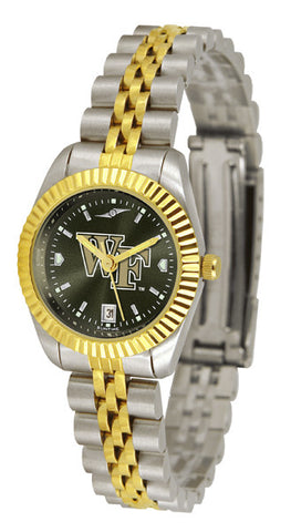 Ladies Wake Forest Demon Deacons - Executive AnoChrome Watch
