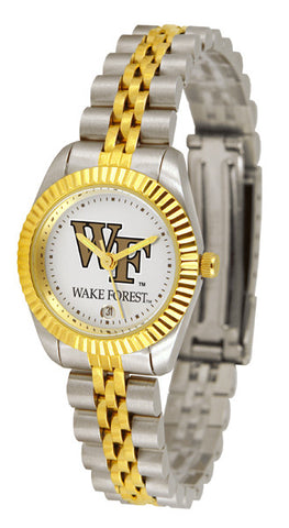 Ladies Wake Forest Demon Deacons - Executive Watch