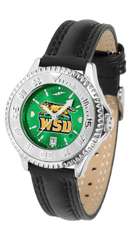 Ladies Wright State Raiders - Competitor AnoChrome Watch