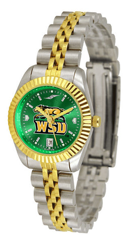 Ladies Wright State Raiders - Executive AnoChrome Watch