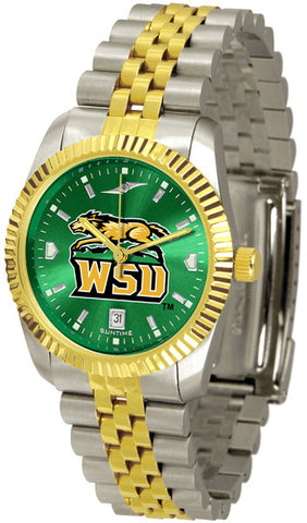 Mens Wright State Raiders - Executive AnoChrome Watch