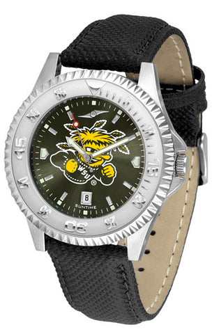 Mens Wichita State Shockers - Competitor AnoChrome Watch