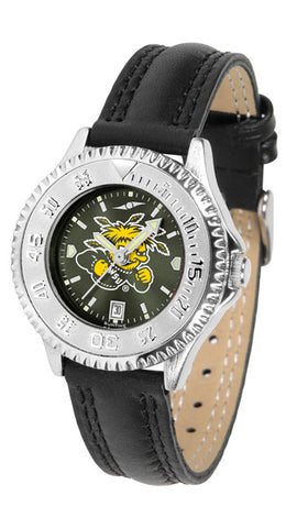 Ladies Wichita State Shockers - Competitor AnoChrome Watch