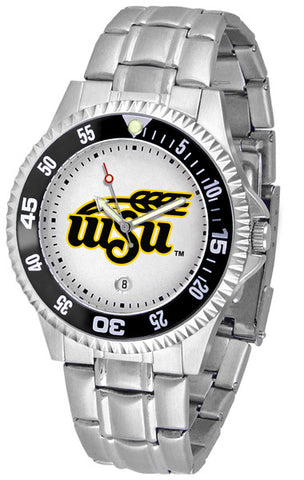 Mens Wichita State Shockers - Competitor Steel Watch