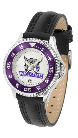 Ladies Weber State Wildcats - Competitor Watch