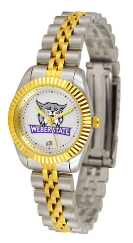 Ladies Weber State Wildcats - Executive Watch