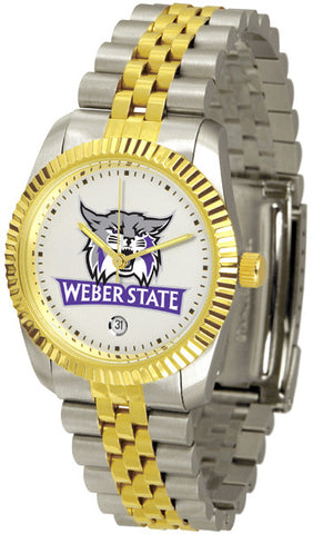 Mens Weber State Wildcats - Executive Watch
