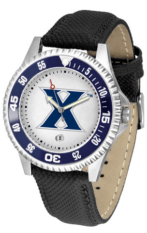 Xavier Musketeers Men Competitor Watch