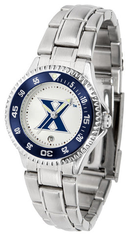 Xavier Musketeers Competitor Steel Ladies Watch