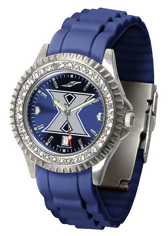 Xavier Musketeers Sparkle Watch With Color Band