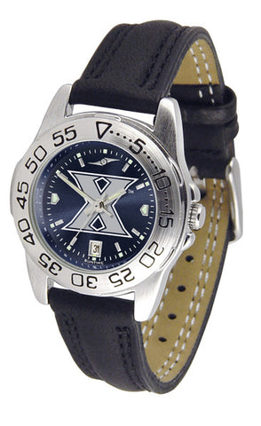 Xavier Musketeers Ladies Sport Watch With Leather Band & AnoChrome Dial