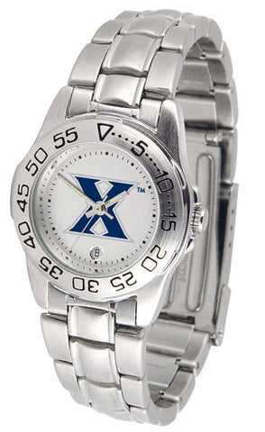 Xavier Musketeers Ladies Sport Steel Watch