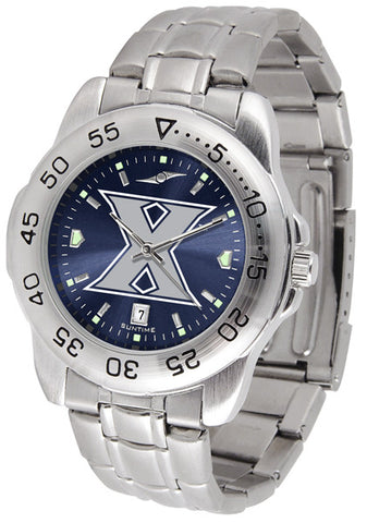 Xavier Musketeers Men Sport Steel Watch With AnoChrome Dial